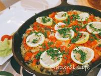 マクロビ薬膳料理教室パエリアと豆腐チーズケーキありがとうございました! - Natural Life