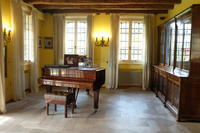 Casa Museo Luciano Pavarotti カーサ ムセオ ルチャーノ パヴァロッティ家博物館 - ITALIA Happy Life イタリア ハッピー ライフ  -Le ricette di Rie-