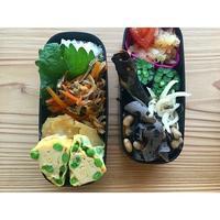 鰯丸干しBENTO - Feeling Cuisine.com