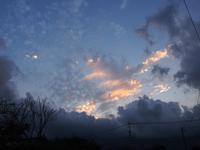 秋の夕暮れ - あそびをせんとや ~あそびっこ~