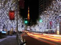 【12/16、21、23】約60万球・青の洞窟イルミネーション&東京タワープロジェクションマッピング鑑賞バスツアー - 日帰りツアー・社会見学・東京観光・体験イベン