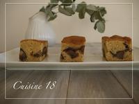 渋皮煮ときな粉のバターケーキ - cuisine18 晴れのち晴れ