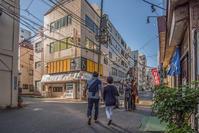 記憶の残像 2017年花の東京 -56東京都中央区日本橋人形町 - ある日ある時 拡大版