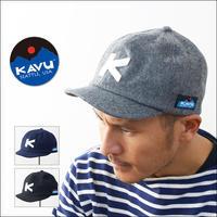 KAVU [カブー] WOOL BASEBALL CAP [19820318] ウールベースボールキャップ・ウールキャップ・MEN'S/LADY'S - refalt   ...   kamp temps