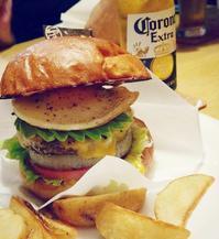 本気のハンバーガー - tannune