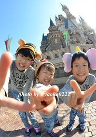 夢の国へ~その2~ - nyaokoさんちの家族時間
