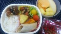 春巻き弁当 と 東京ラスク(東京) - 楽しいぼっち弁とおやつ旅