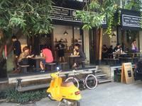 ラテアートチャンピオンがいるカフェRistr8to Lab@チェンマイ - ☆M's bangkok life diary☆