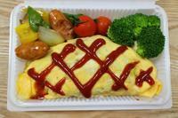 ひとりぽっちのお弁当(^^)とスノーモンキー - オヤコベントウ