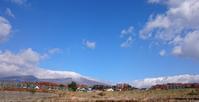 冬仕度はじまり~はじまり^^ - 浅間山眺めてほのぼのlife~花だより♪