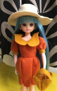 リカちゃんのマーガレットドレス - けいこでモンキ☆らんど