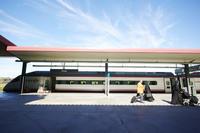 スペイン 駅とか列車とか - ku-miru-hiku