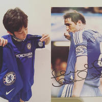 Chelsea FC Foundation - 黒豆日記