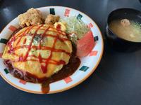石川(白山市):キッチンユキ 「本日のランチ」 - ふりむけばスカタン