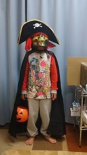 季節外れのハロウィン - ~ワンパク六歳児子育て中~