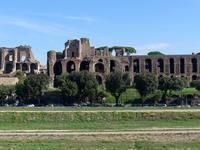 パラティーノの丘の遺跡 (Roma 1) - エミリアからの便り