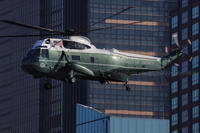 "2017/11/7 Tue. Akasaka Press Center  - HMX-1 VH-3D ""Marine One"" - - PHOTOLOG by Hiroshi.N"