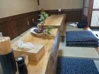 座卓のリメイク - woodworks 季の木  日々を愉しむ無垢の家具と小物