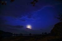 鶴の舞橋 - Blue Moon
