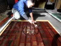 唐木のお仏壇のお洗濯(クリーニング) - 創業安政二年 藤井仏壇のブログ
