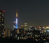 東京タワー、目黒川 - 新 LANILANIな日々