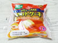 【菓子パン】森永ホットケーキ メープル&マーガリン@Pasco - 池袋うまうま日記。