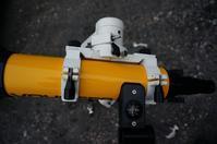 VOYAGER・S-80SにはBORGの鏡筒バンドがぴったりだった - 亜熱帯天文台ブログ