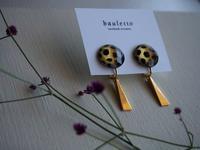 レオパードイヤリング - bauletto