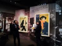 「パリ♥グラフィック展」@三菱一号館美術館 - いぬのおなら