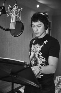 """RAIN、レコーディング現場を公開…約4年ぶりのアルバムに""""高まる期待"""" - Rain ピ ★ ミーハー ★ Diary"""