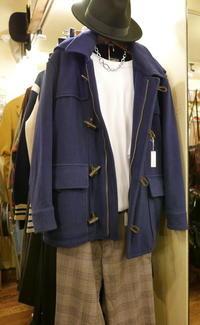 MEN'S Duffel coat - carboots