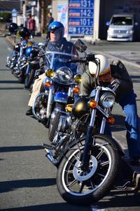今年最後のgeeツー行ってきました!!その2 - gee motorcycles