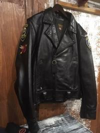 Real Policeman Leather Jacket. - highlife Times