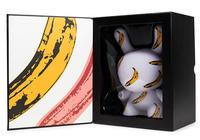"Warhol 8"" Dunny Masterpiece-Banana - 下呂温泉 留之助商店 入荷新着情報"