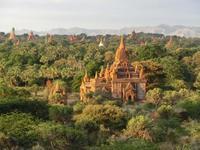 マヌーハ寺院とダマヤージガ・パゴダ - イ課長ブログ