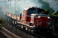 秋の夕暮れを往く。 - 山陽路を往く列車たち