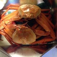夕飯に蟹だけを食べる時のインシュリン - ランゲルハンス島日乗