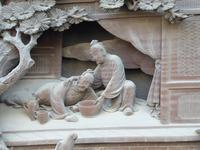 柴又帝釈天に行ったら400円払って絶対見るべき♪彫刻ギャラリー&大庭園(邃渓園)♪ - ルソイの半バックパッカー旅