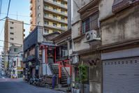 記憶の残像 2017年花の東京 -56東京都中央区八丁堀 - ある日ある時 拡大版