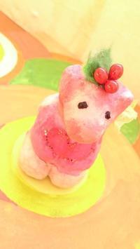 クリスマスベアワークショップ - HANATSUDOI