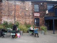 Emma Bridgewater Factoty Cafeでアフタヌーンティー - Chakomonkey Everyday in London