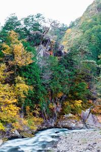 昇仙峡の秋 - 風景写真家みっちいいい