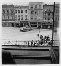 5月のプラハ - ミカンセーキ