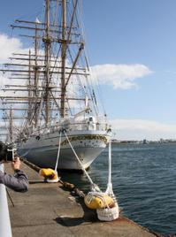 練習帆船 - モクもく写真館