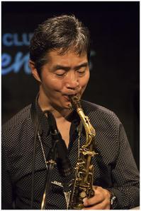 アルトサックス奏者 椿田 薫 - 休日PHOTOブログ