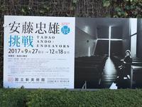 安藤忠雄展/国立新美術館/東京六本木 - 『文化』を勝手に語る
