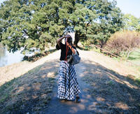 妻と散歩 - BobのCamera