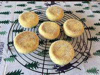 イングリッシュマフィン - カフェ気分なパン教室  ローズのマリ