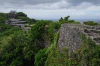 廃墟な世界遺産 中城城の最奥・最上階まで行ってきました - スクール809 熊本県荒尾市の個別指導の学習塾です