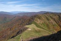 秋の冠山へ - 四季燦燦 癒し系~^^かも風景写真